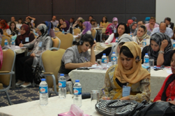 Women at Conference